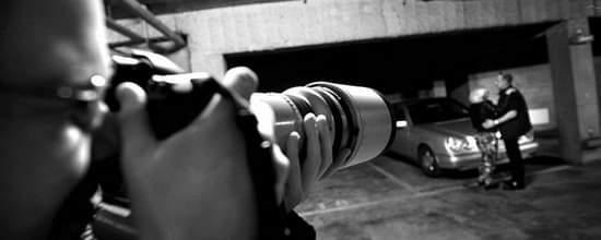 Детектив фотограф